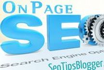 SEO- On/Off Page- Blogging, Content Marketing / Tips and resources related to Search Engine optimization for beginners and Intermediate bloggers and online marketers