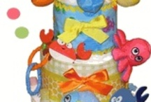 Sea Life Baby Shower Ideas / Find great ideas and share some too for a wonderful and fun Under the Sea Baby Shower!