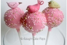 Cake Pops & Cupcakes & Cakes / by Jennifer Miller