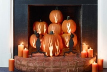 Halloween / Halloween can be spooky and fun with DIY crafting! Light up your indoor and outdoor spaces with light strings and illuminated decor!
