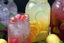 Food- Drinks- Smothie's- Creamer's / by Cherrie McCartney