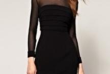 Little Black Dress / by Lori Burke