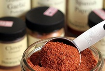 Food-Spices, Sauces and Mixes / by Cherrie McCartney