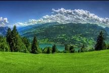 Switzerland / 4 wonderful years of my life: the most beautiful place in the world!