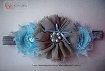DIY Bows, Flowers & Headbands / by Jennifer Miller