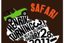 Safari Party / If you're looking for a unique experience for your next party, you've come to the right place.