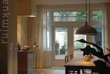 Design architectural layout house and interiordesign Groningen / Design: Denk Ruim Over Interieur