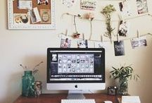 Decor- Office/Craft Room.
