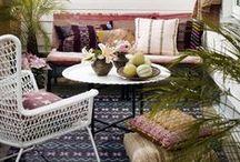 Porch & Patio Decor / by Amy Church Stephens