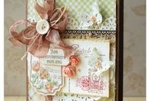 Scrapbooking, Card Making & Paper Crafting / by Amy Church Stephens
