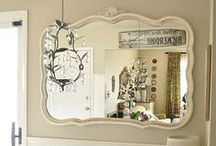 Mirrors, frames and pictures / Love your walls!