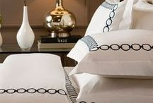 Bedding, Linens & Co / I love sheets, duvets, towels, kitchen cloths... it is paradise!