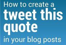 Social Media Pro Tips