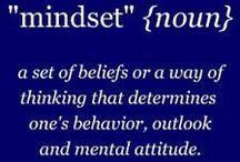 State of Mind / Mindset