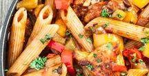 EAT   Pasta / Recipes that include pasta.