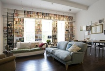 Awesome Reading Areas/Shelves