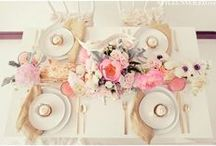 entertaining//tablescapes / by Larissa Steward