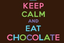 CHOCOLATE...I've got to try