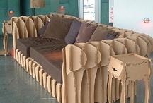 Cardboard furniture & Co