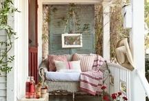 Porches/pergolas/patios... / Also, balconies and decks.