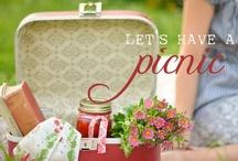 Glorious Picnics & Outdoor Entertaining Inspirations /