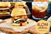 Burgers/Sandwiches/Roll Ups/Wraps