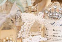 gift wrapping ideas / by Lynda Mcquillan