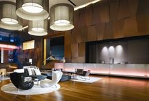 Hospitality Design / Restaurants, hotels, lobby's and bars with great design.  / by Beck Craft