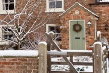 Storybook Cottages & Charming Homes  / Homes that strike my fancy and have a storybook feel, as well as homes that are known as storybook homes. :)