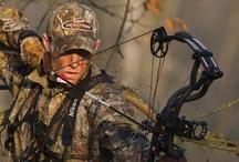 Hunting bow/rifle/muzzleloader/fishing / by Carmella Dennis