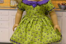 American Girl Doll Clothes / by Joye Hawkins