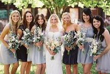 wedding//bridal party / by Larissa Steward
