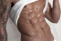 Fitness - Men Bodies / Ripped, muscled and toned bodies
