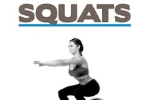 Workouts - Butts and Legs (Squats and more) / Squat Workouts to Get Toned and Firm Butts and Legs!!