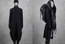 Ninja/Nu Goth / With a little Neo Victorian / by ✖ naia ✖