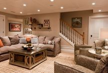 Inspiration: Basement / by Jennifer DeGiovanni