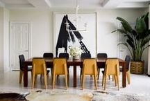 White Design / For fabulous spaces in that most neutral of colors.