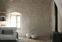 HOME / INTERIORS / by Cristina Del Sol Artist