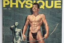 Vintage Physique Magazines / Vintage physique magazines and beefcake.