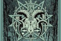 el diablo /  xv. the devil. tarot.