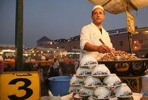Street food - Escales gourmandes à travers la planète / Parce que voyager, c'est aussi découvrir de nouvelles saveurs, voici un tour du monde de la street food. Et pour en savoir plus sur chacune des spécialités, c'est par ici : http://bit.ly/1slm5Kg