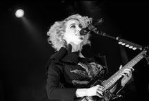 St. Vincent / Dedicated to St. Vincent's Annie Clark (and her incredible hair) / by Consequence of Sound