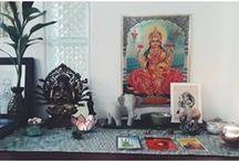 home. altar.
