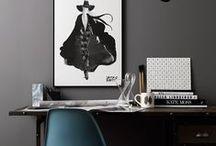 ▲ C O L O U R  /  B L A C K / Black. Simple as that. Our favourite is NCS S 8500-N.