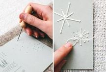 crafty like ice is cold / possible craft projects...for that imaginary downtime / by Demi