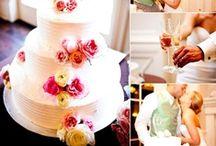 Wedding Cakes / Wedding cakes from 2011 / by Tonya Beaver Photography