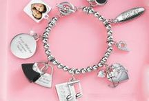 How Charming! / Every charm on her bracelet has meaning - the birth of a child or grandchild, an anniversary, a birthday, or even the passing of a loved one. Give a charm bracelet and start a tradition for the special lady in your life. / by Things Remembered