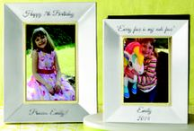 I Was FRAMED! / Capture the moment with a personalized frame and make them smile at the photo and the memory. / by Things Remembered