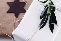 Verpackungen & Geschenke / Ideen & Inspiration: Geschenke schön verpackt