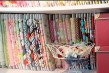 Sew/Craft Room / by Heap of Giggles